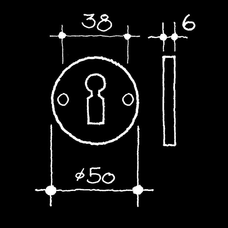 Rosetten Bauhaus (52.923.64.)
