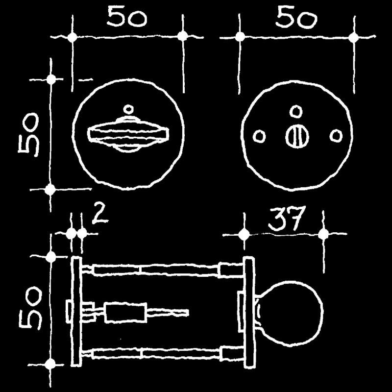 Rosetten Skandinavisches Design Jacobsen Arne (55.317.00.)