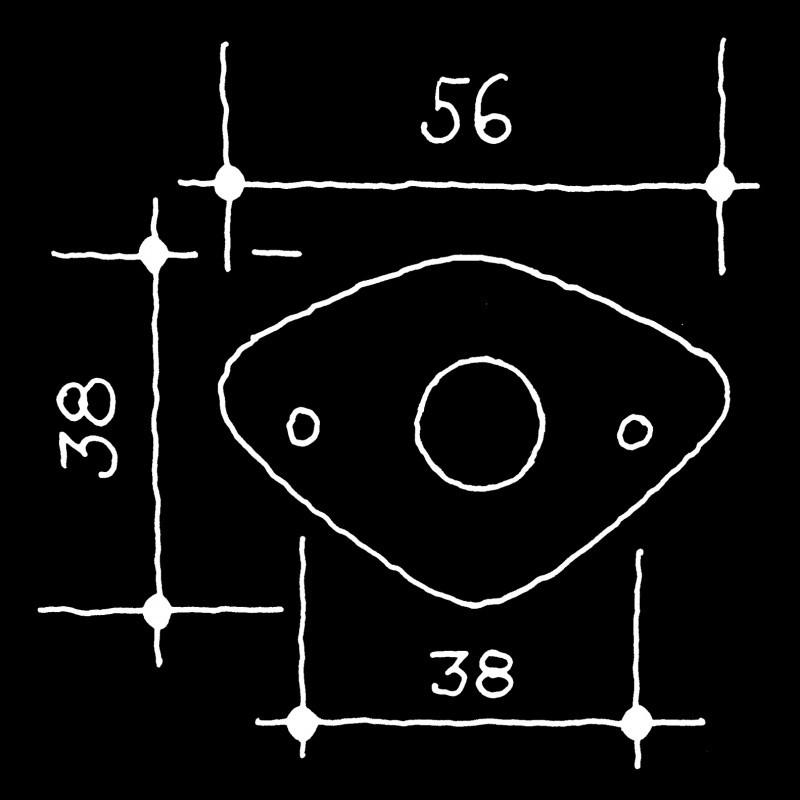 Rosetten U.S.W. U.S.W. (55.461.11.)