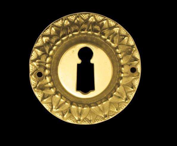 Rosetten Jahrhundertwende Unbekannte Meister (58.602.00.)