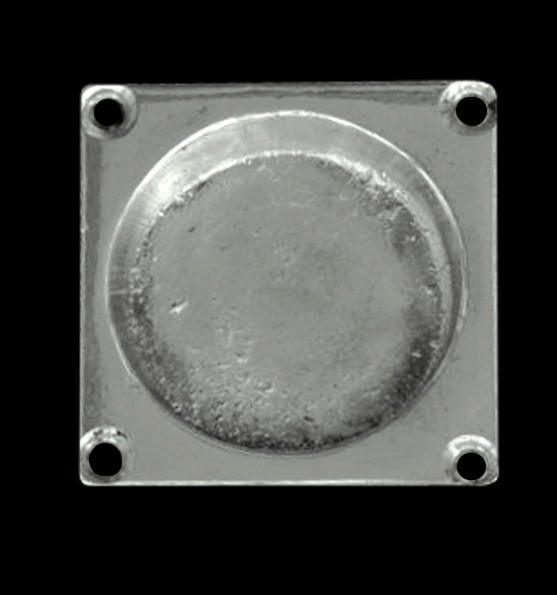 Schiebetürmuscheln Bronzeguss (63.926.88.)