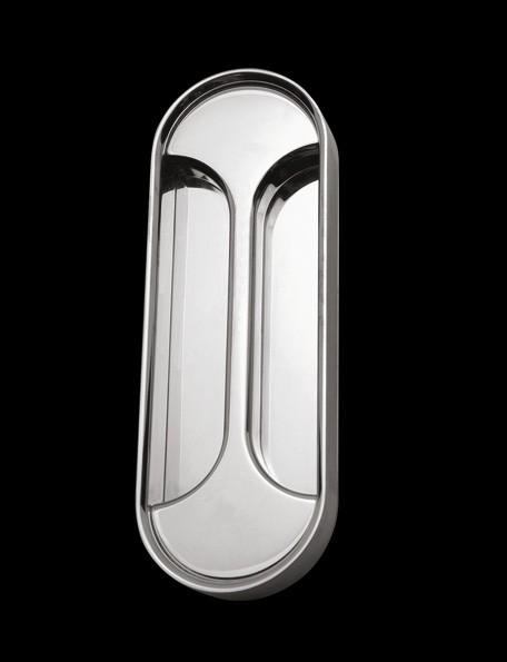 Cuvettes pour porte coulissante Design Suisse Gschwind Dominik (63.935.20.)