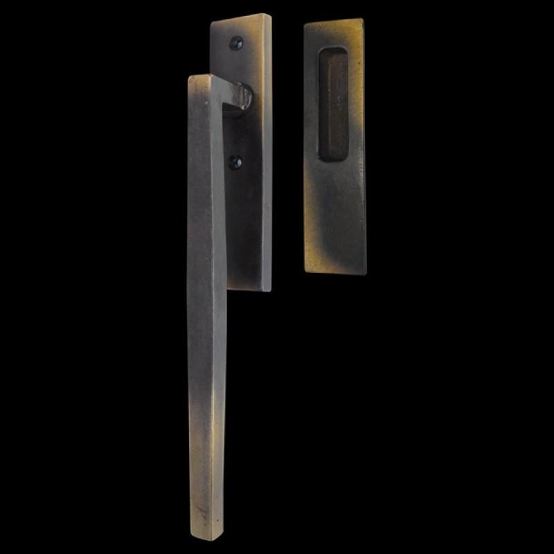 Hebeschiebetürgriffe Bronzeguss (67.801.89.)