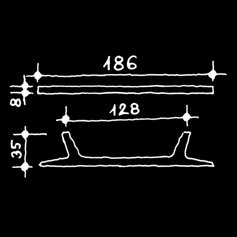 Poignées de meubles U.S.W. U.S.W. (73.752.11.)