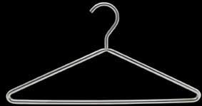 Kleiderbügel (85.695.60.)