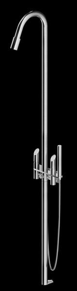 Dusch-Armaturen MGS (95.230.60.)