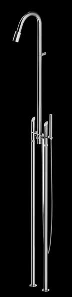 Dusch-Armaturen MGS (95.231.60.)