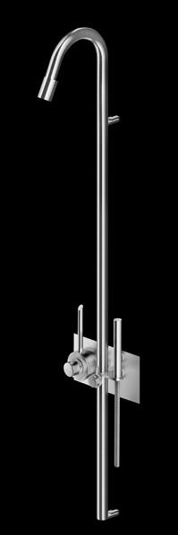 Dusch-Armaturen MGS (95.238.60.)